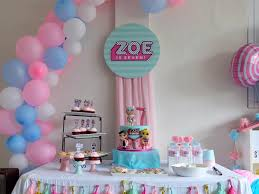 Zoës Lol Surprise Birthday Party A Crafted Lifestyle