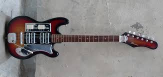 guitar blog 1966 teisco demian baritone vn 4 1966 teisco demian baritone
