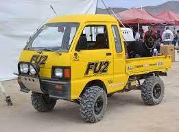 Pin By Moto On Mini Trucks Mini Trucks Mini Trucks 4x4 Offroad Vehicles