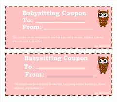 Free Printable Coupon Templates Shared By Lea Scalsys