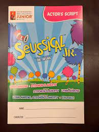 Horton the elephant is splashing around in the water in the jungle of nool one day when he hears someone call, help! you can find the soundtrack of seussical the musical jr. Your Name Could Be On This La Comedia Dinner Theatre Facebook