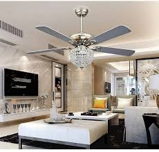 crystal chandelier ceiling fan light kit 8 dining room impressive regarding awesome and also lovely ceiling