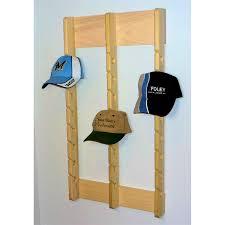 Wonderful Baseball Cap Rack Hat Ideas For Your Wall Diy Organizer Boy Room