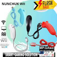 Máy Chơi Game Nintendo Wii Nunchuk tại Indonesia