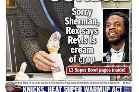 Richard Sherman to Seattle would be ...