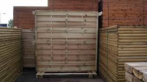 Diy Fence Buy Square Horizontal Fence Panel From Discount Diy Discount Diy
