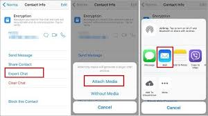 Backup whatsapp iphone selectively and conveniently. How To Perform Whatsapp Transfer Backup Restore Easeus