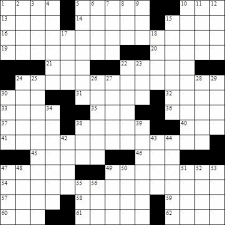 blank crossword puzzle grids printable 27 images of crossword puzzle blank grid template leseriail com