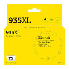 Купить <b>Картридж T2 IC</b>-<b>HC2P26A</b>, желтый в интернет-магазине ...