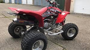 honda trx 400ex race quad road legal