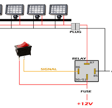 led light bar wiring diagram without relay circuit and Fog Light Wiring Diagram Without Relay pretty how to wire led light bar without relay fog light wiring diagram with relay