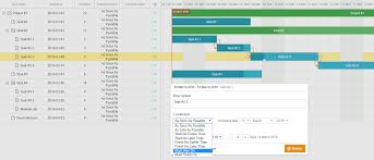 Top 6 Features Of Javascript Gantt Chart We Can Boast