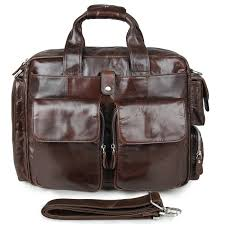 huntvp com supplies sunvp mens leather computer bag shoulder bags perfect match with leather luggage