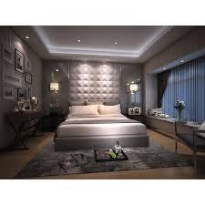 3d wall designs bedroom. Modren Bedroom 3D Plant Fiber Diamond Design Wall Panels Set Of 10 In 3d Designs Bedroom M