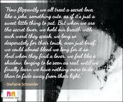 Secret Love Quotes Cool Love Is A Secret Quotes Feat Secret Love Quotes On Love To Frame