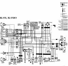 automotive diagrams archives page 154 of 301 automotive wiring complete electrical wiring diagram of honda xl175 and xl1751