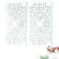 white wood wall medallion carved decor glamorous best art ideas on woo wooden large medallions panel