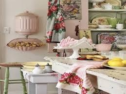 Shabby Chic Country Kitchen Tag For Country Cottage Kitchen Decorating Ideas Nanilumi