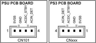 power supply ps3 developer wiki ps3 slim psu connector