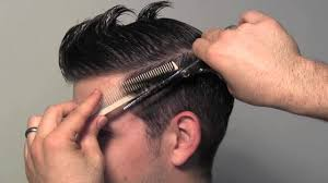 Gents Hair Style classic tailored mens hair cut youtube 3008 by wearticles.com