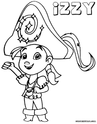 Small Picture Pirate Coloring Pages Good Spying Pirate Coloring Page With