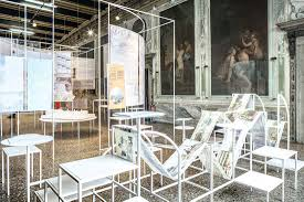 Pavilion For Exhibition And Sale Of Furniture Barrios Escudero