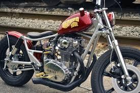 1980 xs650 brat by visual impact bikermetric