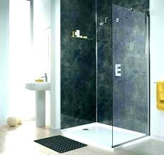 showers shower wall panels acrylic panel home depot bathroom ab building show
