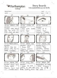 Free Storyboard Templates Fascinating Video Production Storyboards Google Search Storyboard Templates