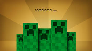 1280x720 creeper minecraft wallpaper