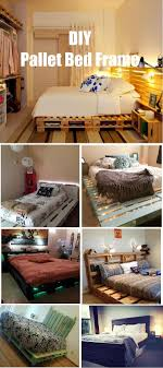Bed Frame Design Best 25 Bed Frame Design Ideas On Pinterest Diy Bed Frame Diy