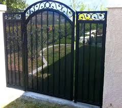 wrought iron privacy fence. Driveway Gates Lowes High Quality Best Home Decor Ideas For Wrought Iron Fence Remodel . Privacy