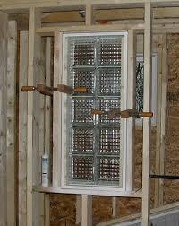 glass block window installation cicada research regarding prepare 7
