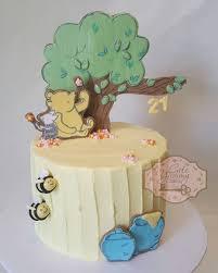 Classic Winnie The Pooh Cake Designs Classic Winnie The Pooh Cake Cuteyummycakes Winnie The