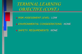 da form 4186 aircrew training program atp terminal learning objective at the