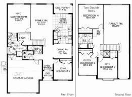 5 bedroom 2 y house plans luxury floor plan bedroom house floor plan five ranch home