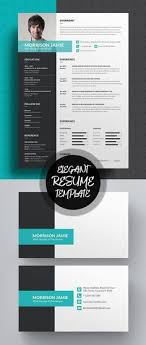 Innovative Resume Templates New The 48 Best CV Resume Design Images On Pinterest In 48 Cv