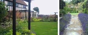 Small Picture cottage garden design for large gardens in Essex and Suffolk