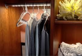 led closet rod for illumination in a columbus ohio custom closet innovate home org