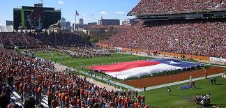 Ou Texas Seating Chart Texas Longhorns Football Tickets 2019 Vivid Seats