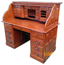 desk tops furniture. beautiful tops marlin 54 deluxe roll top desk traditionaldesksandhutches throughout tops furniture