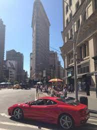 Here S Why You Should Never Drive A Ferrari In Manhattan Ferrari Driving Drive A