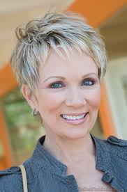50 Perfect Short Hairstyles For Older Women Pixie Short Grey