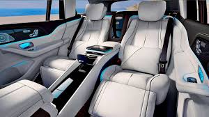 Finding the right automotive pairing for our decorative fountain. 2021 Mercedes Gls Maybach Interior Exterior And Drive Ultra Luxury Suv Youtube