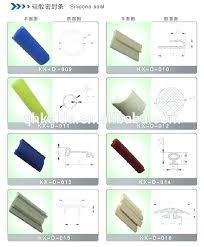 shower door gasket design nice looking factory direct rubber seal glass edge trim strips fixed of factory direct shower door rubber seal glass edge trim