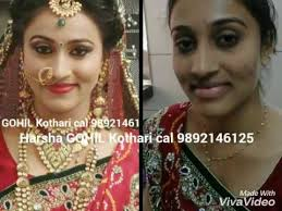 very dark skin bridal makeup with hd n 3d makeup for more information cal 9892146125
