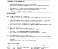 Summary Resume It Resume Executive Summary Example Professional Examples Sales 45