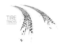 tire skid marks vector. Perfect Marks Tire Tracks Background For Skid Marks Vector A