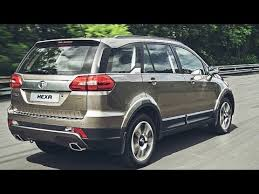 new car launches by tata2016 Tata Hexa Crossover SUV First Look India  Preview Price