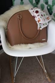 Dwell Studio Zinna Diaper Bag from Layla Grayce